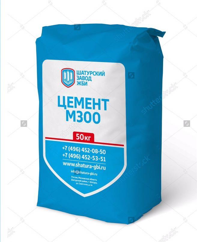 Шатурский завод ЖБИ Цемент М500 Д20